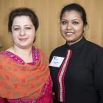Bushra Hyder and Marufa Akter