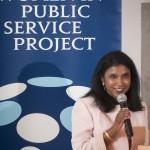 WPSP Director Rangita de Silva de Alwis