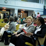 Simmons President Helen Drinan (MHC '69; Simmons '75, '78)