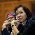 Delegate Thi Huyen Linh Nguyen